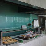 Commercial Kitchen Splashback 1