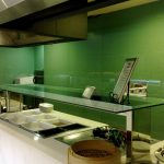 Commercial Kitchen Splashback 2